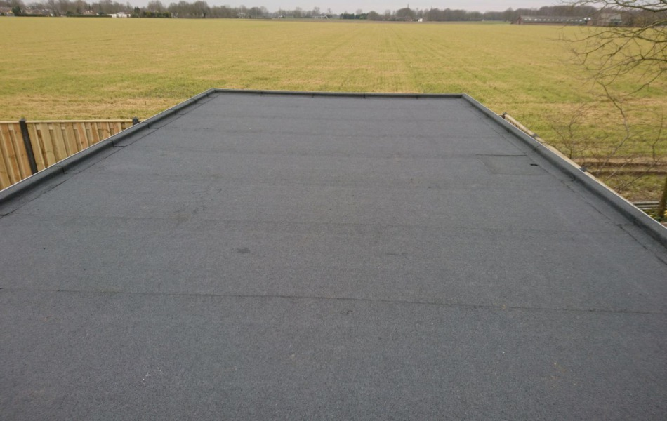 Dakdekker voor platte dak in Beuningen