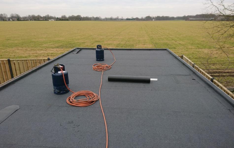 Dakdekker voor dakbedekking platte dak in Nijmegen