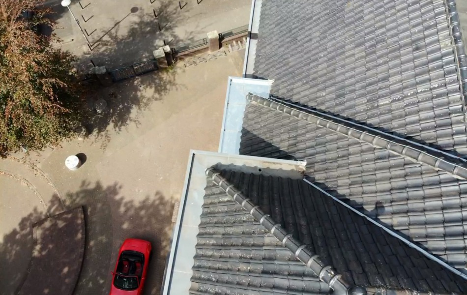 Dakrenovatie monumentaal schoolgebouw karel de grote nijmegen-door ervaren dakdekker