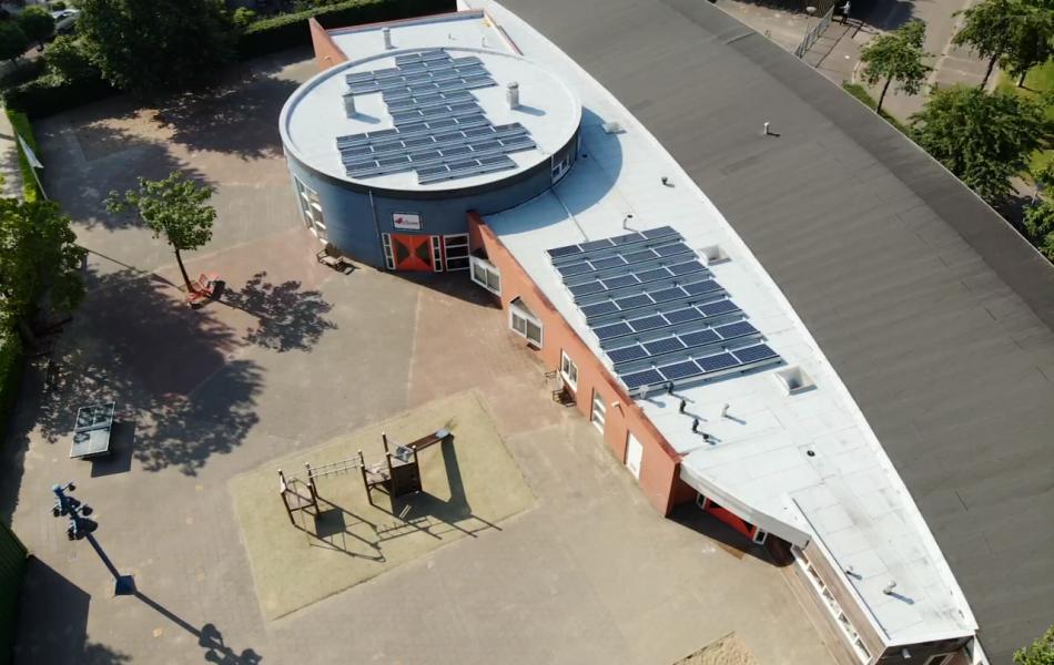 Dakdekkersbedrijf Beuningen voor plat dak basisschool