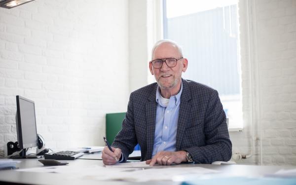 Dakdekker Nijmegen Frans Romijnders