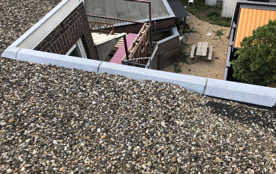 dakdekker nodig voor plat dak