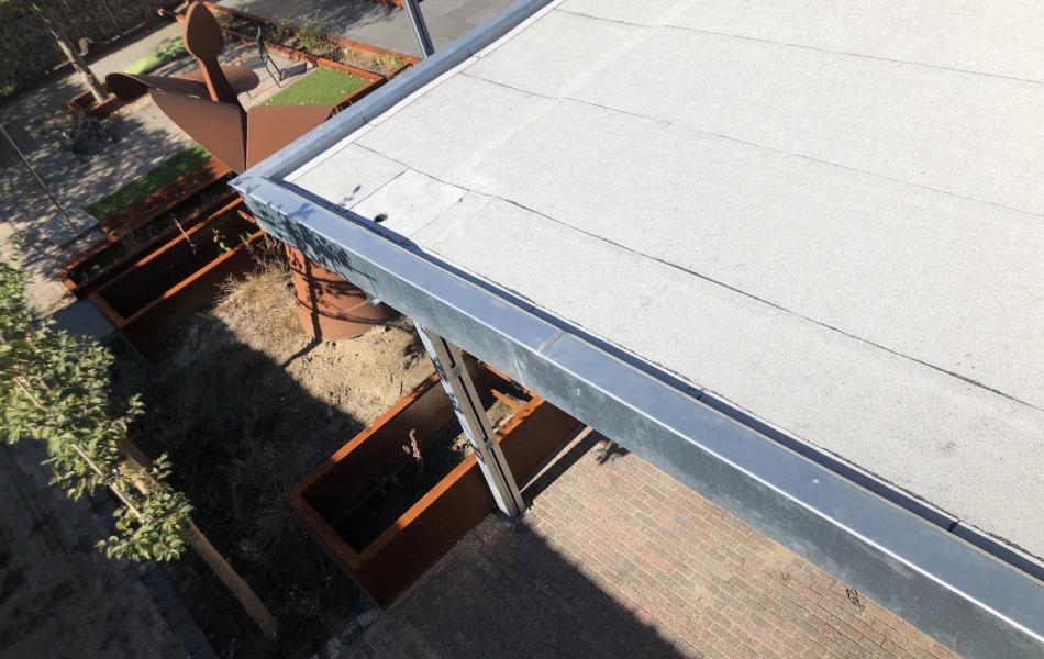Doeko in Weurt zocht een dakdekker in de regio Nijmegen
