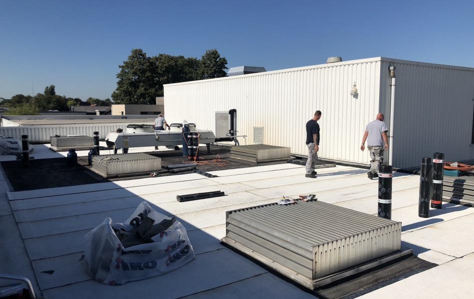 Doeko in Weurt zocht een dakdekkersbedrijf in de regio Druten