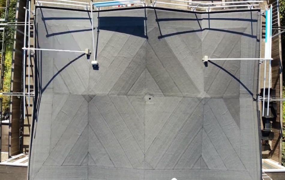 Nieuwe dakbedekking bij synthon Nijmegen klein