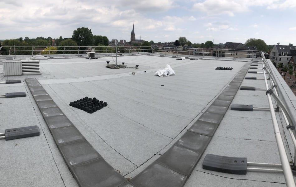Duurzame dakbedekking door dakdekker Druten