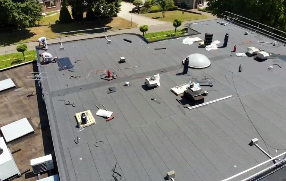Duurzame dakbedekking Romijnders door dakdekker wijchen